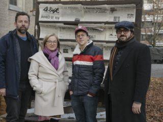 IFC Films compra los derechos de Resistance.   Estrena en cines (USA) y digital el 27 de marzo.